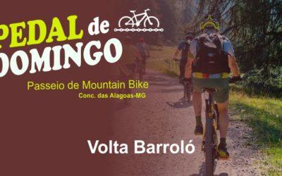 Volta Barroló com muito barro e diversão, movimentou o pedal de domingo em Conc. das Alagoas/mg